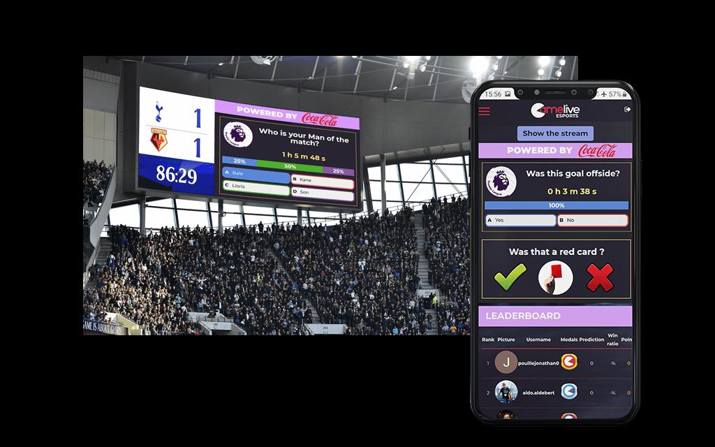 in stadia screen illustration