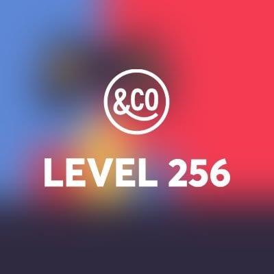 level256 logo